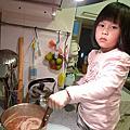 201203邦丞若妤作草莓醬