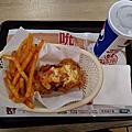 「KFC CHIZZA披薩雞腿排」個人獨享餐