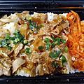 family market 日式蒜香燒豚飯