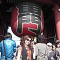 20081018~25【日本東京】池袋&上野&淺草&銀座