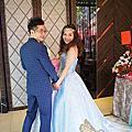 『Wedding』台中新秘。凱博&Amber