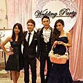 『Wedding』女神婚禮~Fiffy & Brian