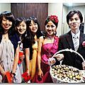 20101008銀華結婚