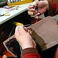 皮件教學-針線手縫