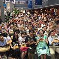 2018/6/24《舌尖上的K姐之大師的家宴》活動花絮照