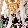 <婚禮紀錄>楊博鈞Daniel&汪仁琦Rachel- 中僑花園婚禮