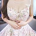 Sapphire wedding : 手工量訂款heaven-kissing 天堂之吻手感婚紗