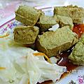 【宜蘭龍潭美味小吃】傳統臭豆腐