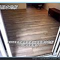 風格木地板 EGGER德國原裝進口超耐磨木地板 品名:阿爾卑斯橡木 4V倒角 永和區木地板直舖施工案例
