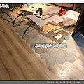 KRONO 進口卡扣式超耐磨木地板 柯琳娜 4V導角