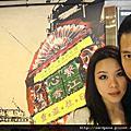 {香港.澳門 四天三夜}NO.26.2010 1 28 太平山頂 凌霄閣 蠟像館