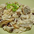 香菇芋頭排骨粥