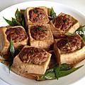 紅燒豆腐鑲肉