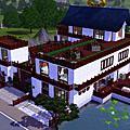Sims3建築δ洛神δ