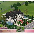 Sims3建築δ Labyrinth's Castle δ