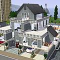 Sims3建築δ城市鎖鑰δ