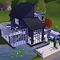 Sims3建築δ將城δ