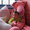 粉紅捲捲餐廳