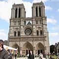 France- Paris 聖母院