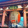 japan- Tokyo東京 淺草雷門