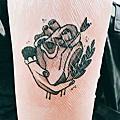 刺青的日常