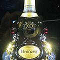 Hennessy 品酒會 & 美麗信青庭
