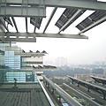 北京清華的環工系館