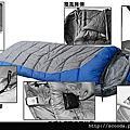 睡墊睡袋專區