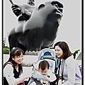 2011-11-26 大氣 李真台灣大型雕塑首展