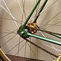 2009台北自行車展 單速車