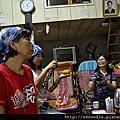 石碇-四結教育休閒農場-甜柿成熟
