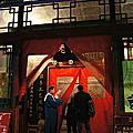 │11'北京│老舍茶館。三里屯酒吧。簋街