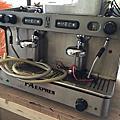 中古咖啡機