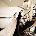 蒐集的婚紗照