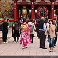 295 淺嚐東京「淺草」的壽喜燒和涮涮鍋