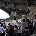 日本野球初体験--阪神vsロッテー交流戦