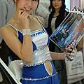 2007日本東京改裝車展ShowGirl
