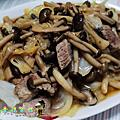 Seline簡單料理•醬油/淬釀/非基因改造【高麗菜菇菇肉食譜】