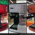 Oster奶泡大師義式咖啡機
