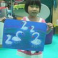 美術課~天鵝(090729)