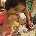 小小廚師做漢堡 (090825)