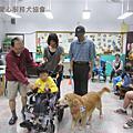 991018-愛心服務犬三峽國小服務