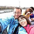 蜜月旅行--Day8--法國拉法葉百貨&羅浮宮