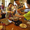 2015.10.03茶香湯圓DIY與創意咖哩料理教學