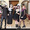 2015年 HelloWeen時尚萬聖打扮
