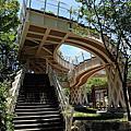2015 0518 高峰植物園與人行天橋