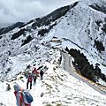 2010元月1~3合歡群峰之東峰&石門山