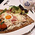 法孚Cafe V 法式鹹甜薄餅