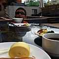 澎湖曬肉小日誌~第三天超讚的民宿~賽納美吃早餐