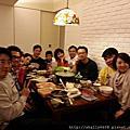 20131月農曆新年裡的歡樂聚會.在台北.